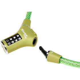 Masterlock 8229 Kabelschloss 12mm x 900mm grün